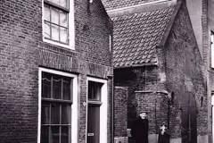 het oude pand Hoogstraat 30 vroeger