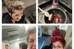 Katja's metamorfose met Chi colorilluminates kleurmasker
