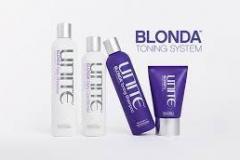 Unite Blonda serie voor blond en grijs haar