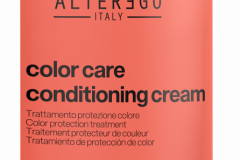 Color care conditioning cream